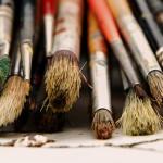 Création et activités artistiques : arts visuels